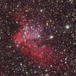 Sh2-142 und NGC 7380