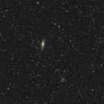 NGC 7331 Galaxie